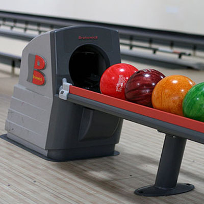 BOWLING BALL RETURN